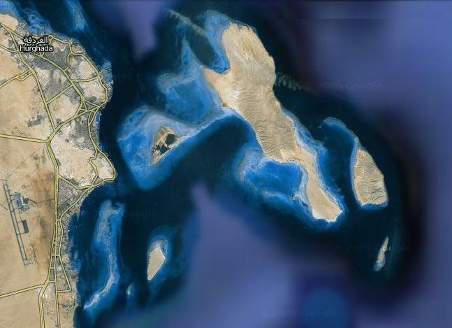 Google Maps Luftbild